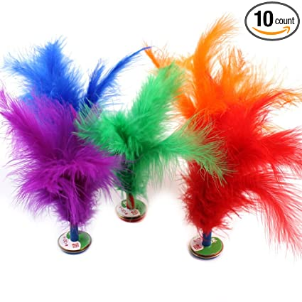 1 Pcs Sport Kick Shuttlecock Chinese Traditional Sports Jianzi Toy Play Exercise Leg Muscle Strength And Body Flexibility Random Toy Sports Outdoor Fun & Sports