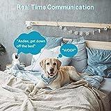 Wireless Dog Camera 1080P FHD, WiFi Pet Camera
