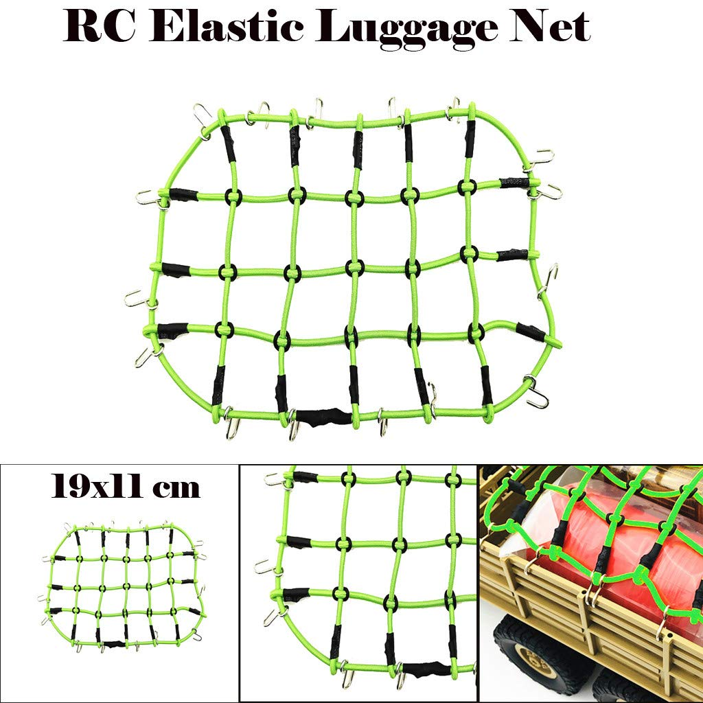 1//10 RC Elastic Luggage Net Vehicles Crawler Accessory For RC4WD Axial SCX10 US