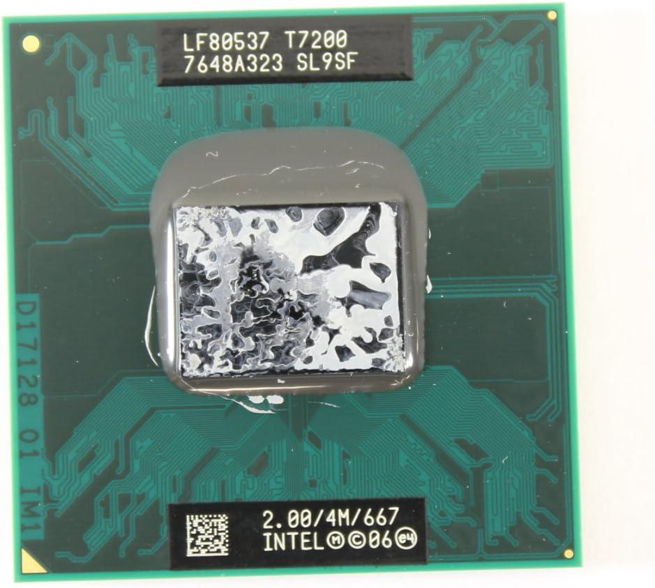 Intel 2.0 GHz Core 2 Duo CPU Processor T7200 SL9SF Dell Latitude D620