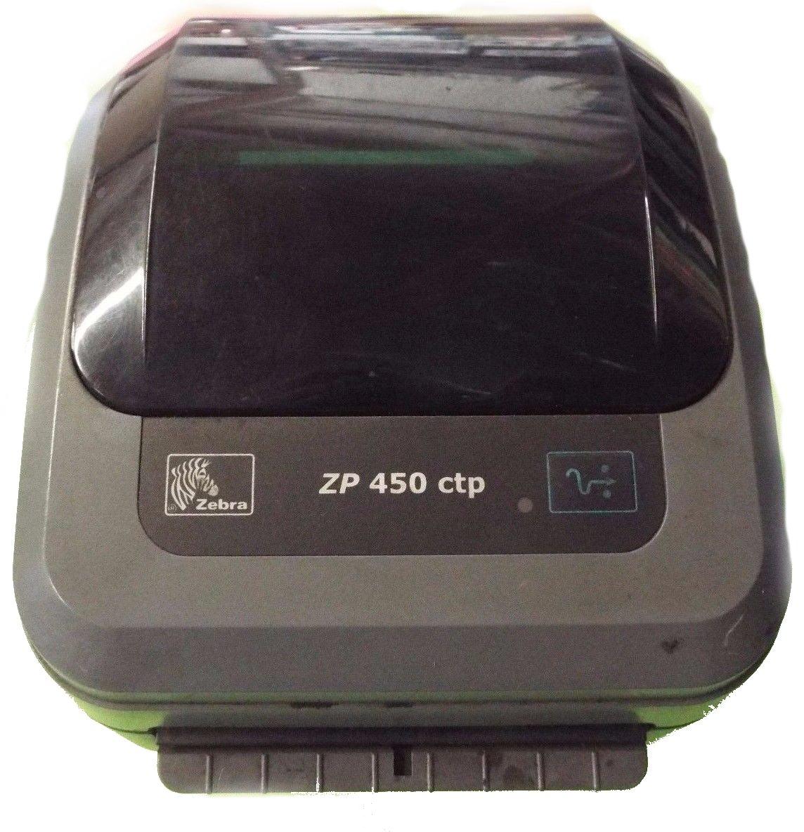 Zebra Technologies ZP-450 CTP Thermal Label Printer by Zebra Technologies