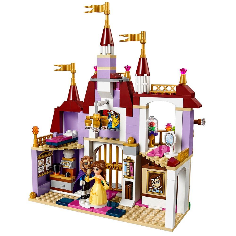 Amazoncom Lego L Disney Princess Belles Enchanted Castle 41067