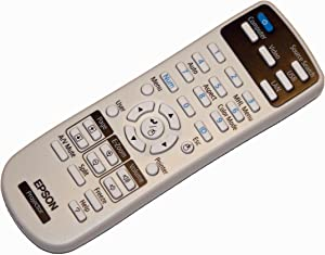 OEM Epson Projector Remote Control: EX7235