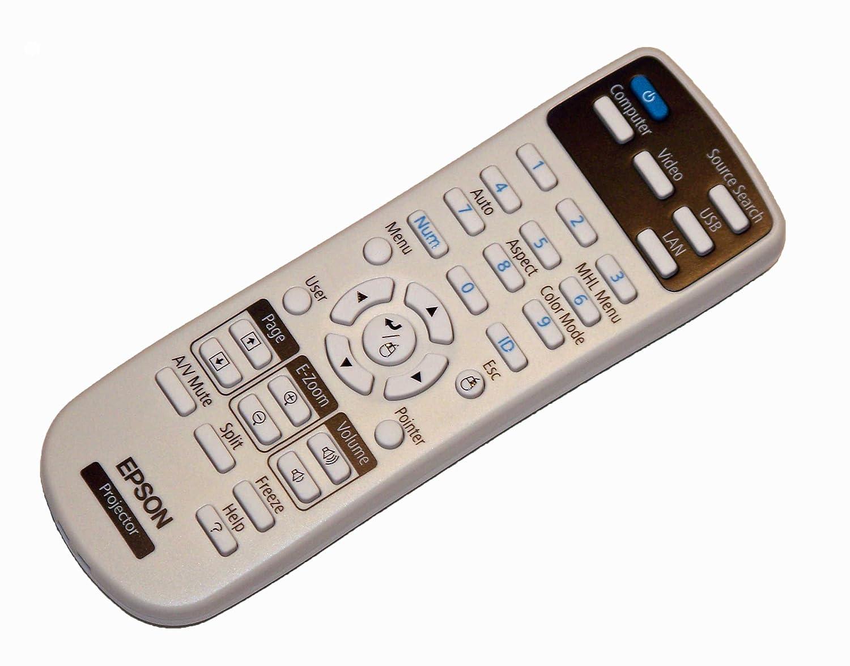 Control remoto de proyector - OEM Epson , incluido con PowerLite ...