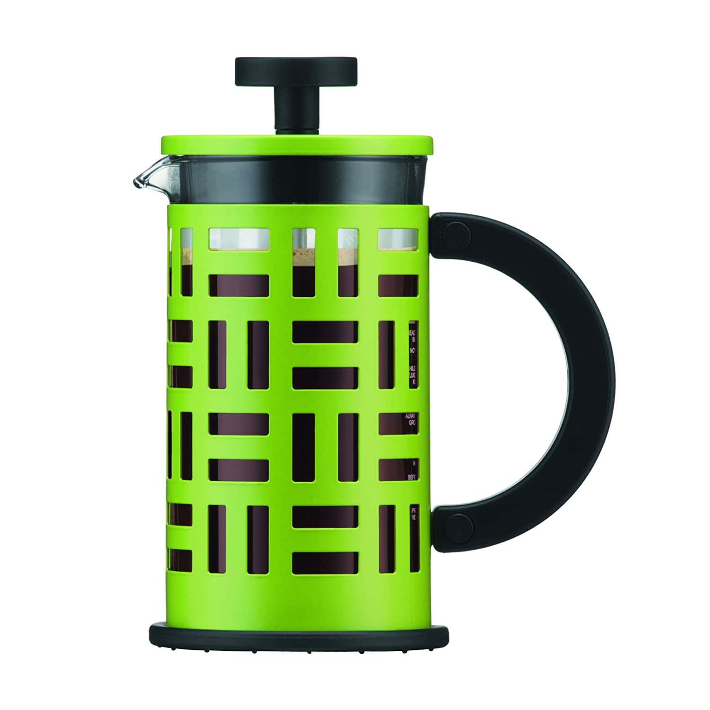 【正規品】 BODUM ボダム EILEEN フレンチプレスコーヒーメーカー 0.35L 11198-565J B00EOXHKV6 0.35L 565 ライムグリーン 565 ライムグリーン 0.35L