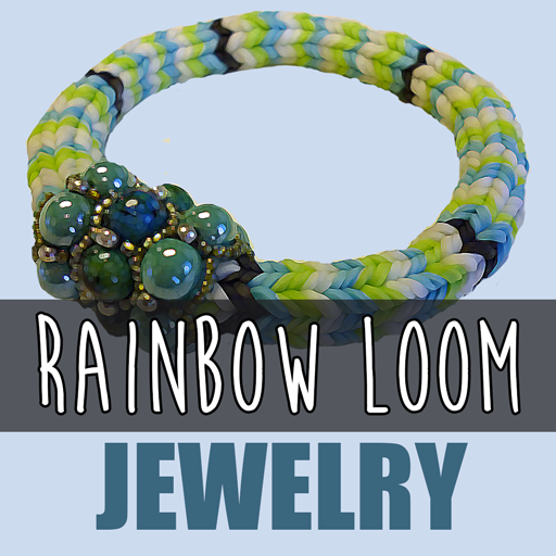 Rainbow Loom Video Tutorials: Jewelry Series - Top Rubber Band Designs Video Guide]()