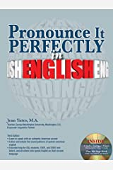 Pronounce it Perfectly in English with Audio CDs (Pronounce It Perfectly CD Packages) Paperback