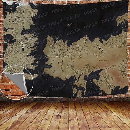 Tapiz de fondo con diseño de mapa del mundo de la película para ...