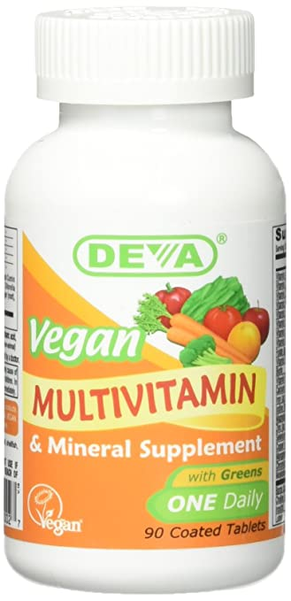 vegansk multivitamin
