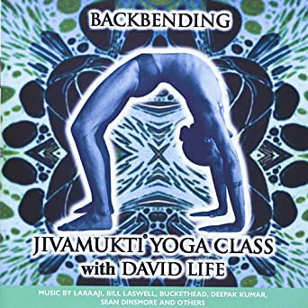 Amazon.com: Jivamukti Yoga Class Vol. 7 - Backbending CD ...