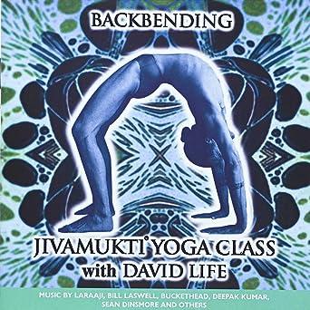 Amazon.com: Jivamukti Yoga Class Vol. 7 - Backbending CD ...