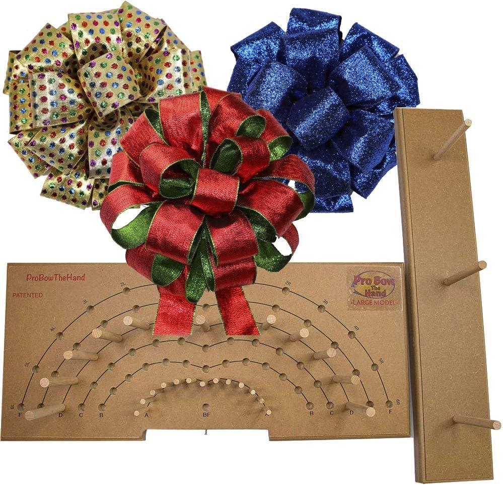 wired ribbon wreath making kit wreath supplies diy crafting supplies Ribbon lot holiday ribbon