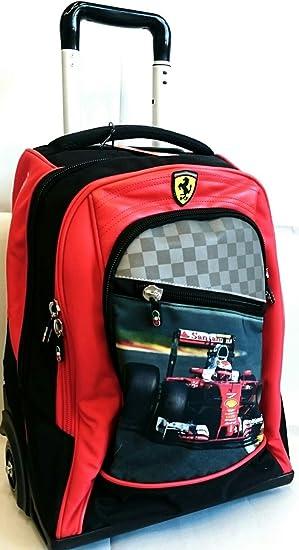 Ferrari Cartable, Rouge
