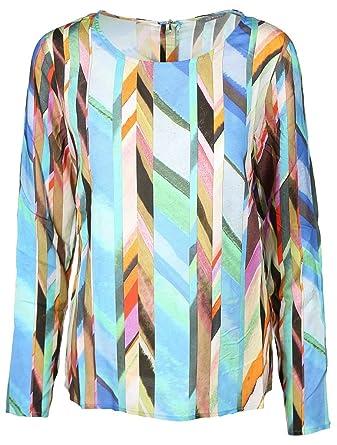 abwechslungsreiche neueste Designs erster Blick kosten charm Geisha Damen Bluse: Amazon.de: Bekleidung
