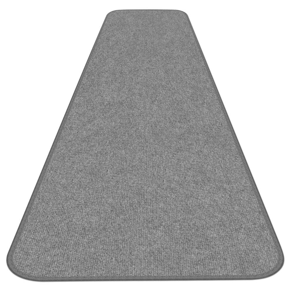 House, Home and More Outdoor Carpet Runner - Gray - 3' x 10' - Many Other Sizes to Choose From