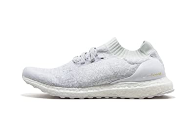 Adidas Mens UltraBoost Uncaged LTD White/Grey Fabric Size 10