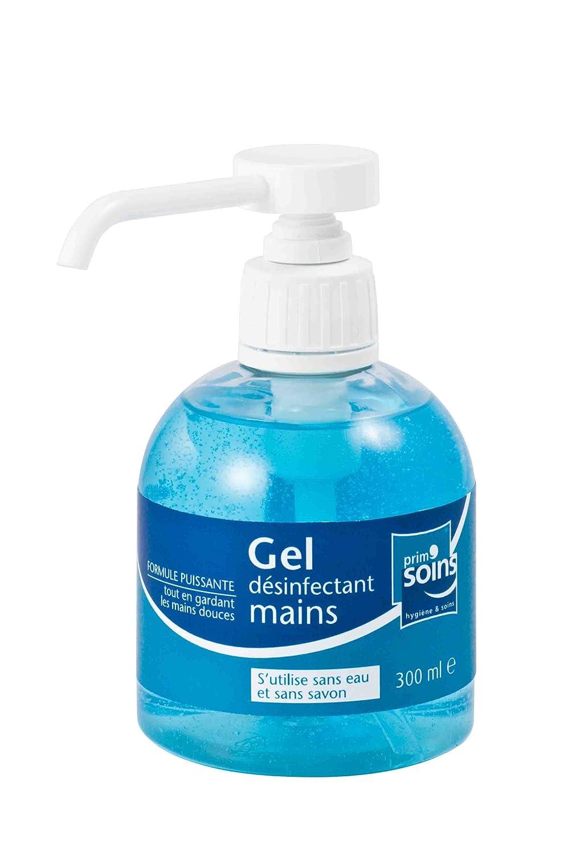Gel Desinfectant Mains Fl 300ml Amazon Co Uk Beauty
