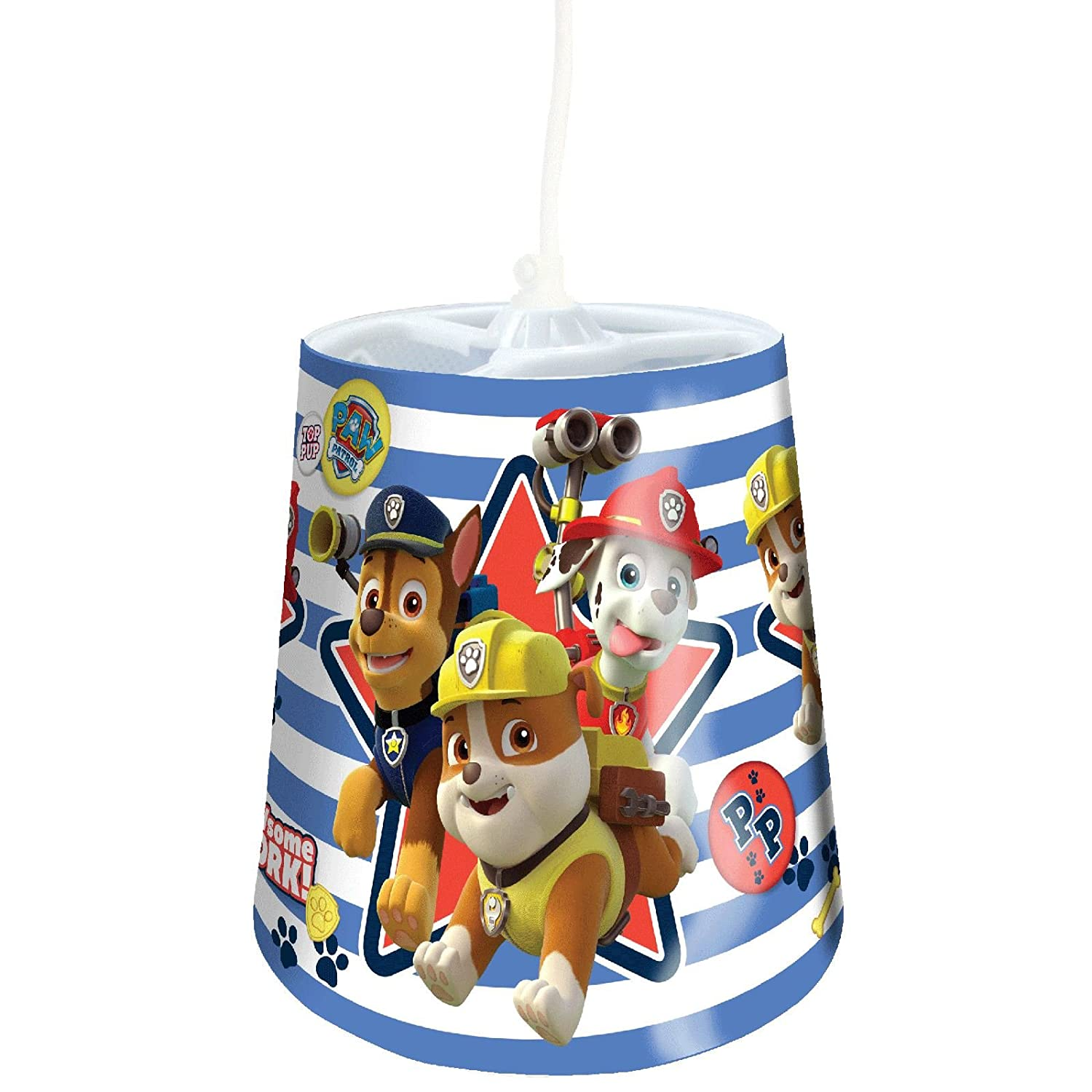 Amazon.com: Paw Patrol Tapered Ceiling Light Shade: Home & Kitchen