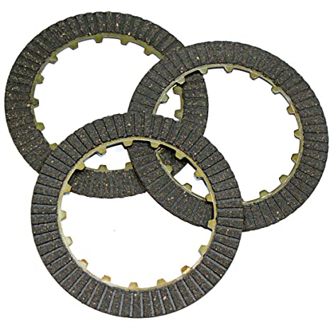 Amazon com: Caltric CLUTCH FRICTION PLATES Fit KAWASAKI 110