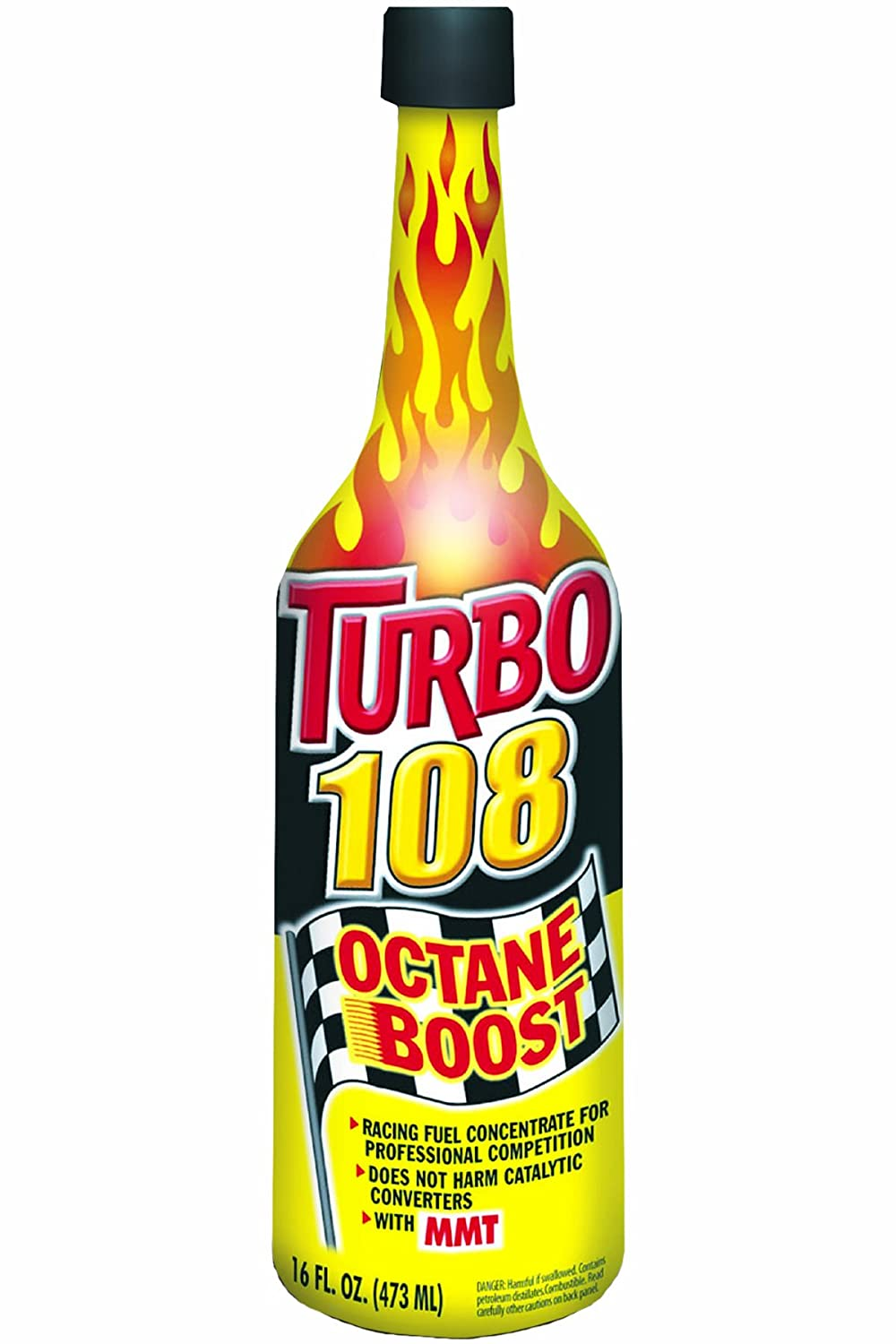 North American NA30 Turbo 108 Octane Boost - 16 oz. Blue Magic