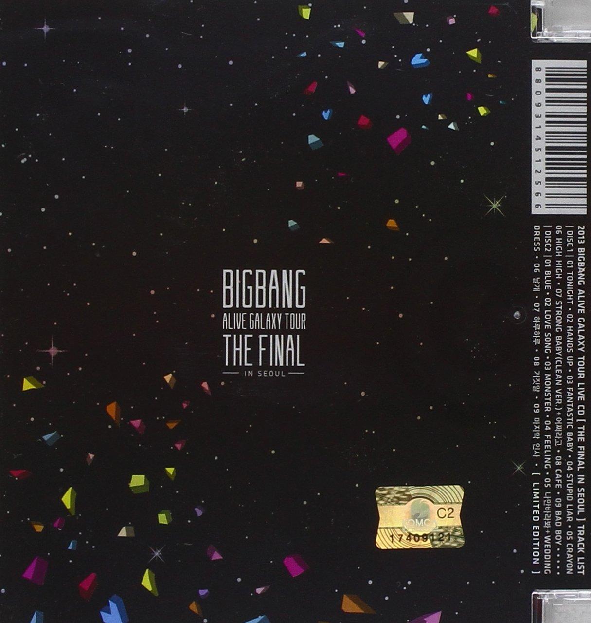 2013 Bigbang Alive Galaxy Tour Live