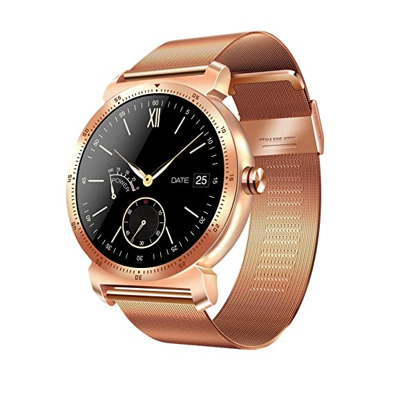 Amazon.com: Smart Watch, K88H Plus Smart Watch iOS Android ...