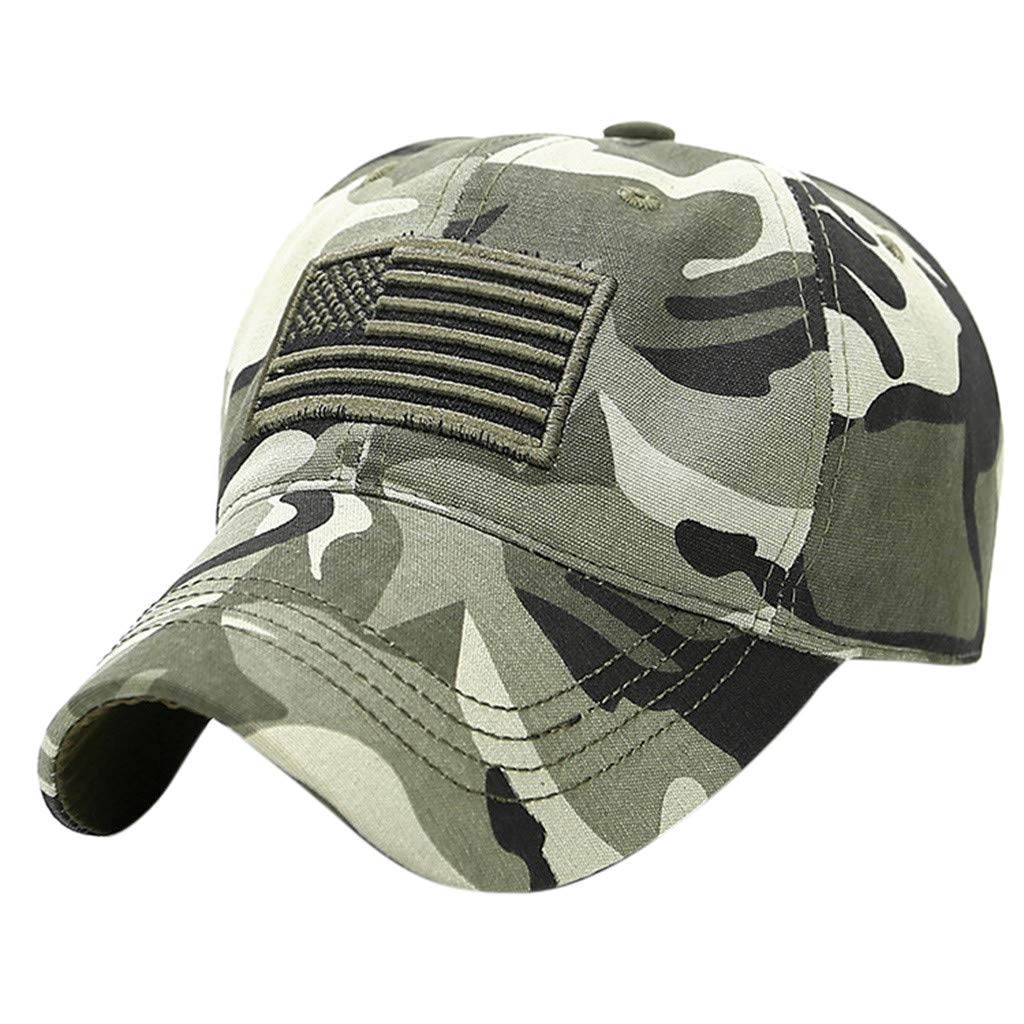 CapsA Baseball Cap for Women Men Trucker Special Tactical Operator Forces American Flag Patch Hiking Trip Baseball Cap Summer Hats