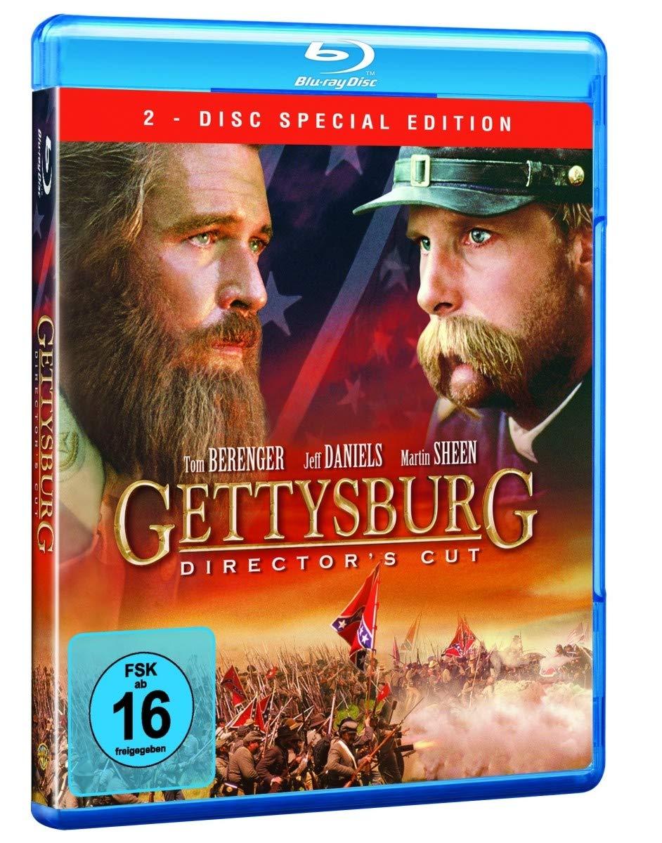 GETTYSBURG: EXTENDED EDIT - SP [Blu-ray]