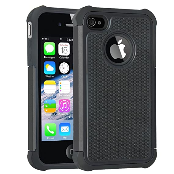da6d79d1451131 Image Unavailable. Image not available for. Color  IWOCH iPhone 4S Case