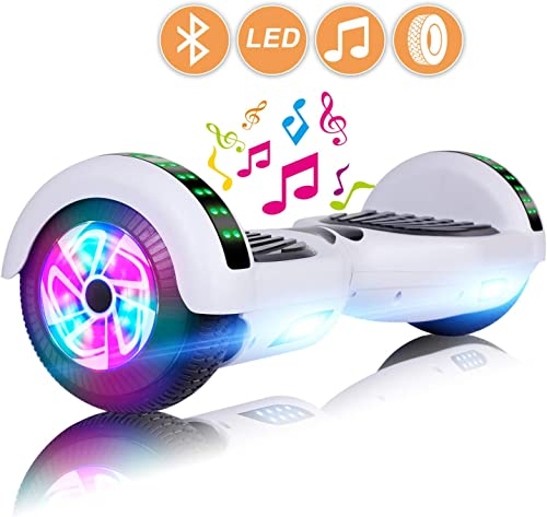 LIEAGLE 6.5 Hoverboard Self Balancing Scooter with Bluetooth UL2272 for Kids