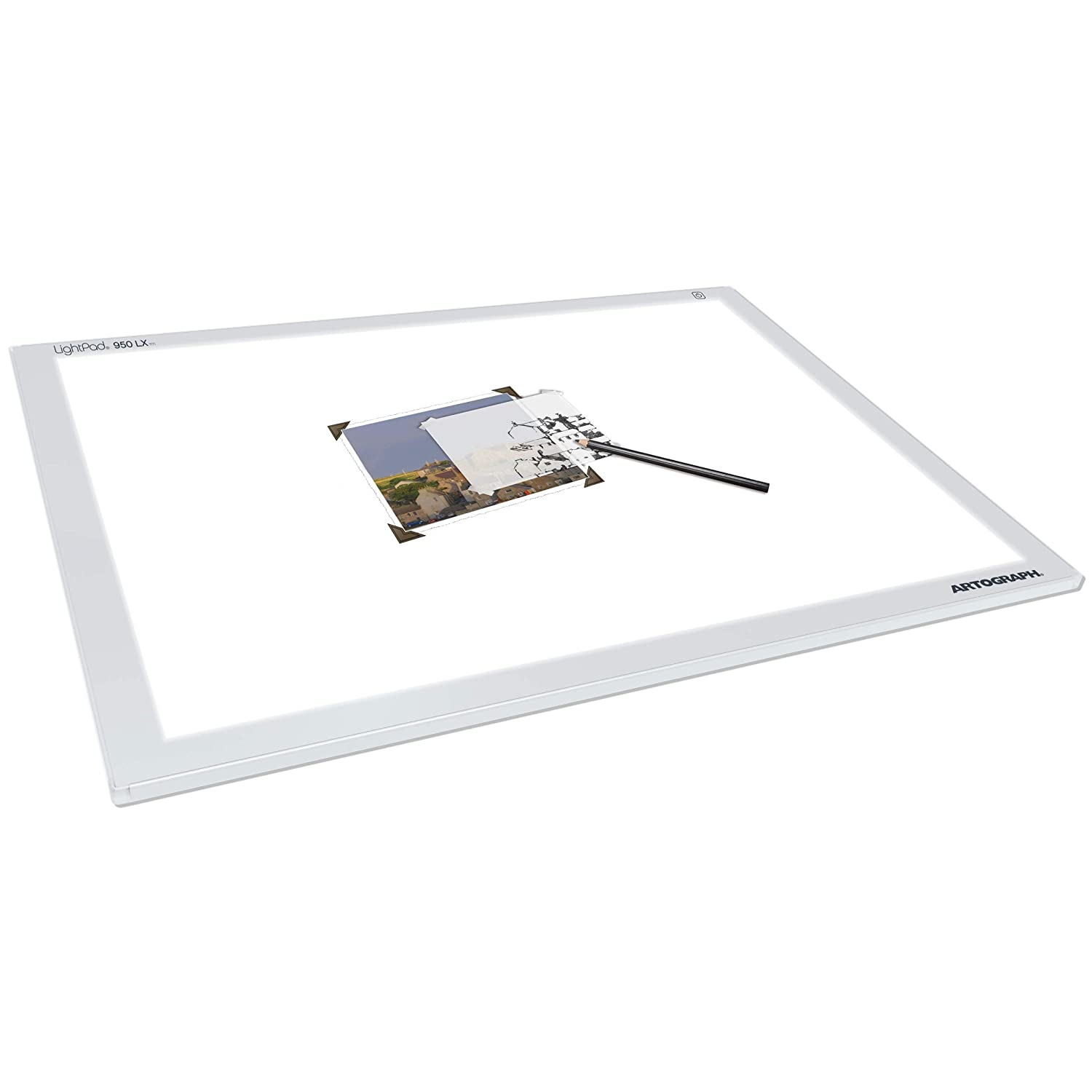 Artograph Lightpad A950 Led Lightbox 17x24 Inch Developing A Circuit That Will Use Many Leds Mixing Ordinary 5mm
