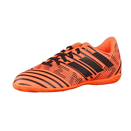 adidas Unisex – Bambini Nemeziz 17.4 in J Scarpe da Calcetto Indoor Arancione Size: 28.5