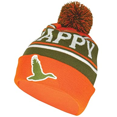 643aad6c982 Image Unavailable. Image not available for. Color  Duck Dynasty - Happy Pom  Pom Knit Hat