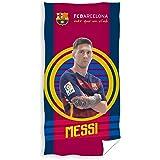 FC Barcelone Messi cible serviette