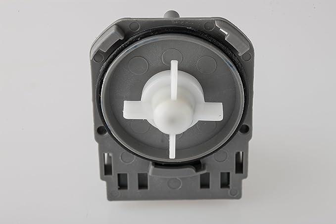 Desagüe Bomba, apto para lavadora AEG Electrolux nº: 1322082015 ...