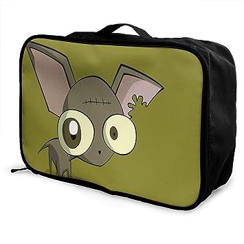 Amazon.com: Bolsas de viaje para pescado submarino, maleta ...