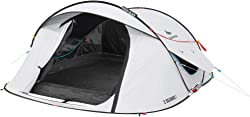 Quechua Waterproof Pop Up Camping Tent