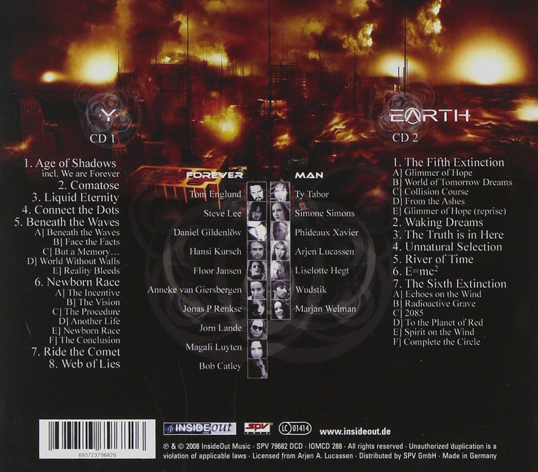 Ayreon - 1011001 - Amazon.com Music 628178b1907