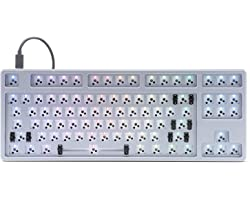 Drop CTRL High-Profile Mechanical Keyboard — Tenkeyless TKL (87 Key) Gaming Keyboard, Hot-Swap Switches, Programmable, Backli
