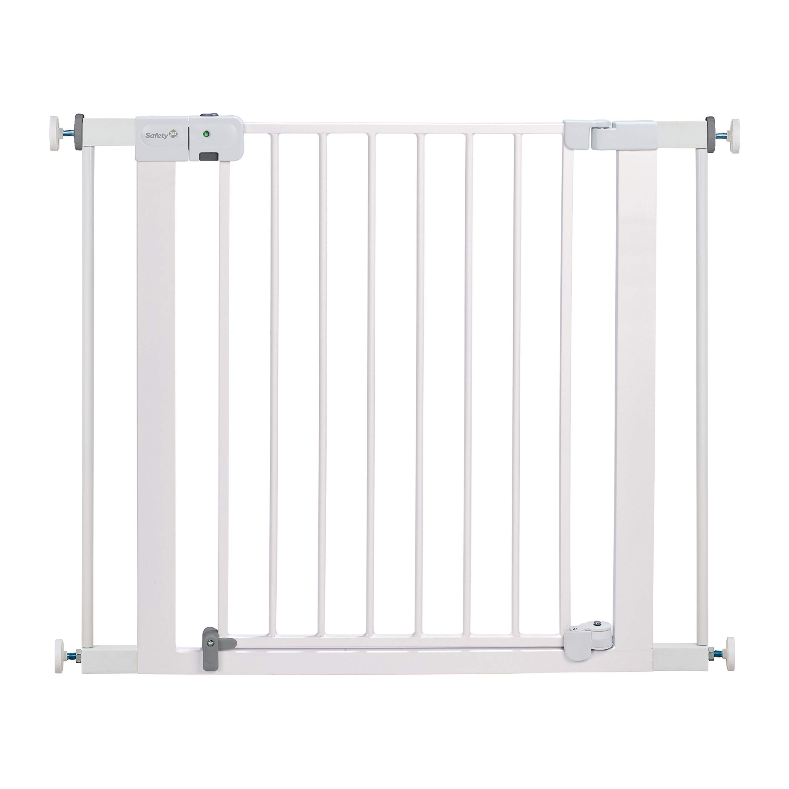 Safety 1st Easy Install Auto-Close Baby Gate with Pressure Mount Fastening by Safety 1st