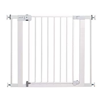 Amazon Com Safety 1st Easy Install Auto Close Baby Gate With