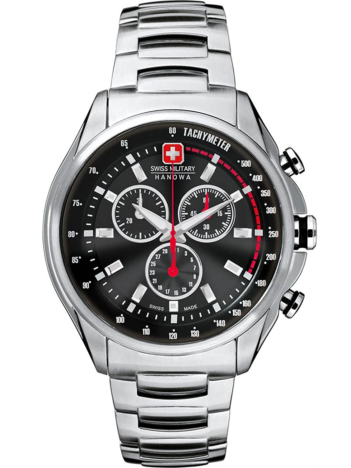 Swiss Military Hanowa Racing Herrenuhr Chrono 06-5274.04.007