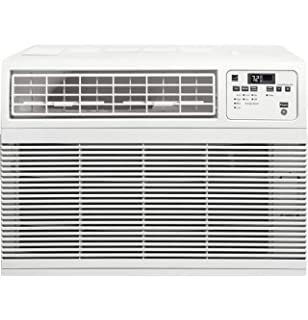GE AHM06LW 19 Energy Star Qualified Window Air Conditioner with 6,150 BTU Cooling Capacity