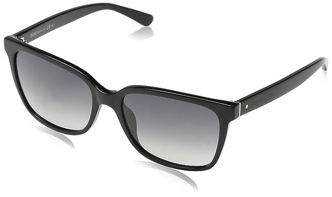 Boss Unisex-Adults 0787/S 9C Sunglasses, Black, 55 HUGO BOSS
