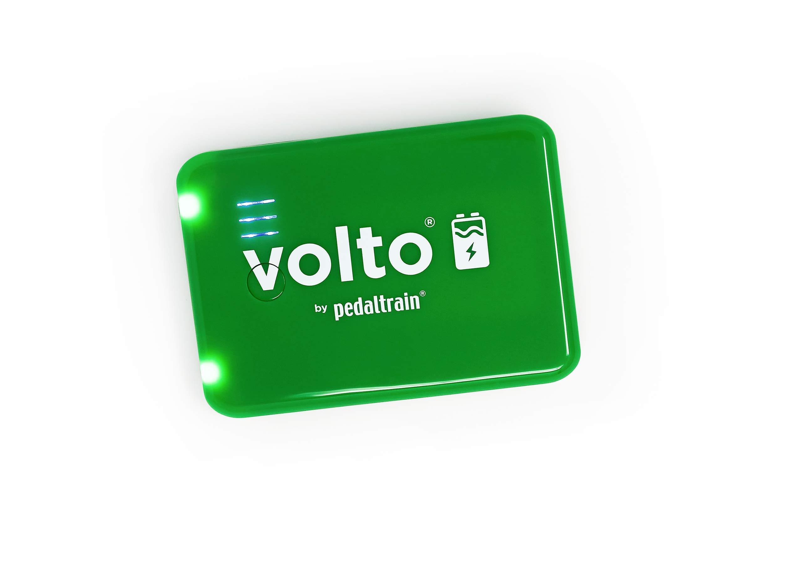Pedaltrain Volto 3 Rechargeable Power Supply (PT-VT3 by Pedaltrain
