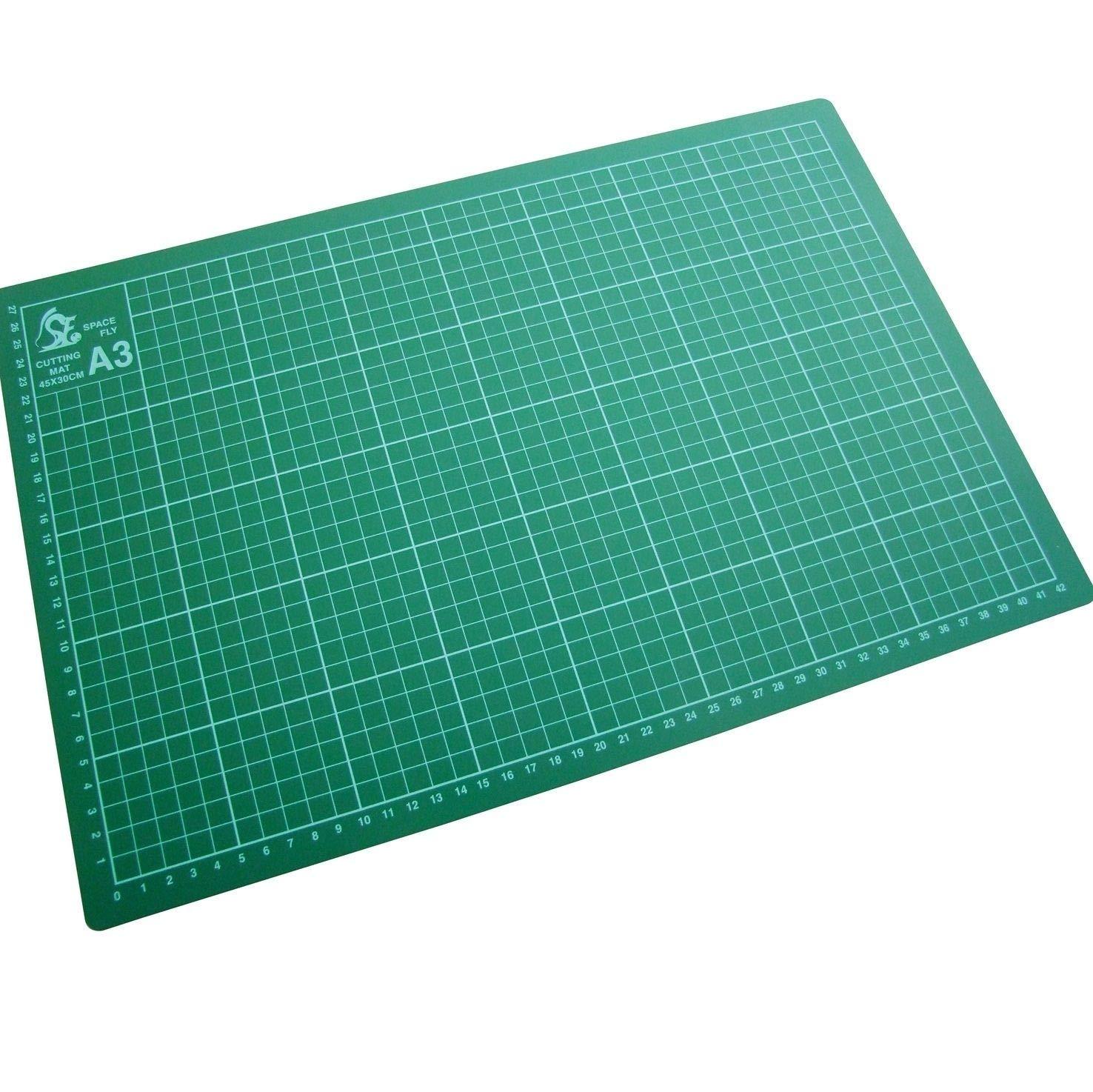 A2 / A3 / A4 Cutting Mat Knife Board Non Slip Self Healing Surface Protection (A2)
