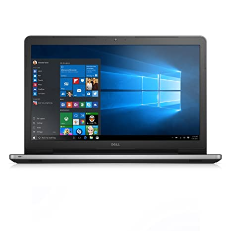 Dell Inspiron i5755-4287SLV 17 3 Inch Touchscreen Laptop (AMD A8, 8 GB RAM,  1 TB HDD, Radeon R5 Graphics, Silver)