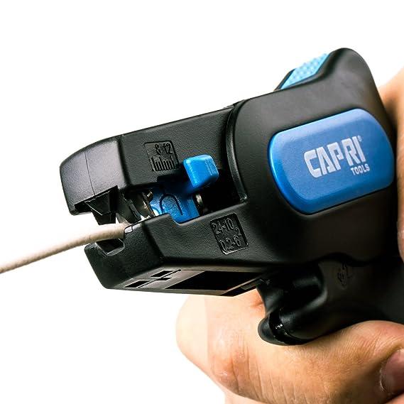 Capri Tools 20011 - Pelacables y cortador automático: Amazon.es: Bricolaje y herramientas
