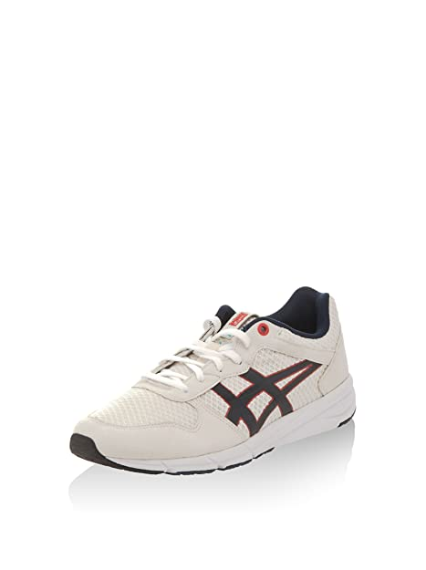 ASICS Onitsuka Tiger Shaw Runner d405n0148 Sneaker Shoes Scarpe da Uomo Mens NEW