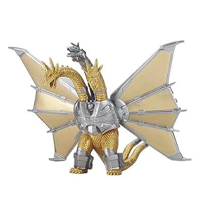 Bandai Godzilla Movie Monster Series Mecha King Ghidorah Height 17cm: Juguetes y juegos
